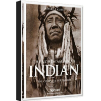 【预订】The North American Indian: The Complete Portfolios 9783