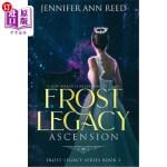 【中商海外直订】Frost Legacy: Ascension