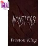 【中商海外直订】Monsters