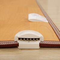 碳晶地暖垫 碳晶地暖垫电热地毯电加热地垫暖脚垫可移动家用地暖