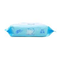 [当当自营] 清风 湿巾 EDI纯水 湿纸巾 80片