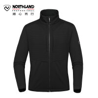 【顺心而行】诺诗兰新款户外男式防风保暖防泼水风雪外套GF075521