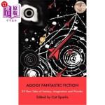 【中商海外直订】Agog! Fantastic Fiction