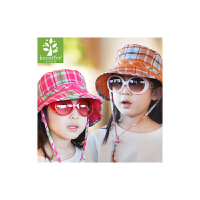 男女儿童帽子春秋小孩帽子渔夫帽宝宝帽子春秋女童礼帽2-4-8岁韩