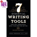 【中商海外直订】7 Essential Writing Tools: That Will Absolutely Mak