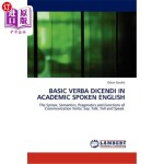 【中商海外直订】Basic Verba Dicendi in Academic Spoken English