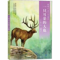 一只耳朵的大鹿/椋鸠十动物小说爱藏本06 二十一世纪出版社集团有限公司
