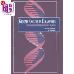 【中商海外直订】Genome Analysis in Eukaryotes: Developmental and Ev