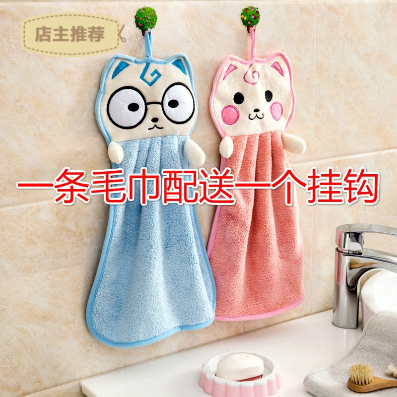 厨房洗碗布加厚吸水洗碗巾清洁布不掉毛擦地桌布家用不沾油抹布SN9105
