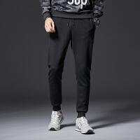 【加绒款】秋冬新款男士加绒休闲宽松舒适运动长裤
