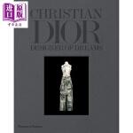 【中商原版】克丽斯汀・迪奥 英文原版 Christian Dior: Designer of Dreams