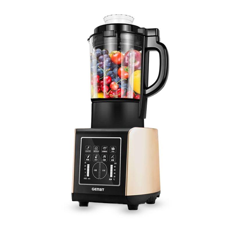 GEMAT杰玛特 破壁机料理机家用加热多功能全自动小型辅食养生豆浆机搅拌机 302H