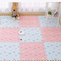 泡沫拼图地垫儿童卧室寝室大号榻榻米海绵地板垫子家用拼接爬行垫