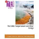 【中商海外直订】The Celtic Temperament and Other Essays
