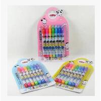 玩具魔笔小良可擦洗7色涂鸦笔 画笔 自动消除 彩笔 【魔笔小良描红擦擦卡配套笔】