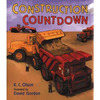 【预订】Construction Countdown 预订商品,需要1-3个月发货,非质量问题不接受退换货。