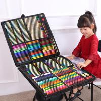 儿童画笔套装礼盒美术用品绘画水彩笔蜡笔画画生日过六一礼物创意