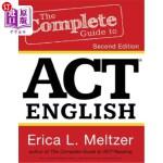【中商海外直订】The Complete Guide to ACT English, 2nd Edition