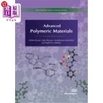 【中商海外直订】Advanced Polymeric Materials: Synthesis and Applica