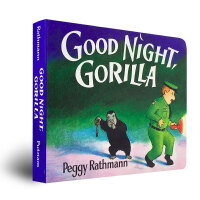 Good Night, Gorilla 晚安,大猩猩(卡板书)ISBN9780399230035