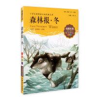 森林报・冬  小学生新课标必读经典文库 我阅注音美绘版 上海大学出版社
