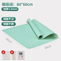 家用硅胶垫揉面垫烘焙垫子防滑和面板厨房用面包面粉