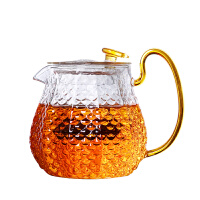 日式茶具玻璃茶�嘏莶�剡^�V功夫泡茶器家用