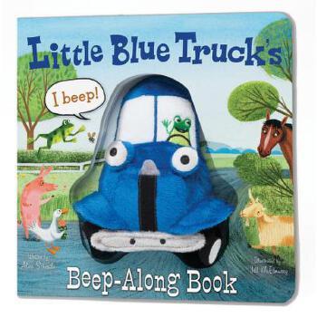 【预订】Little Blue Truck's Beep-Along Book 预订商品,需要1-3个月发货,非质量问题不接受退换货。