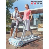 美国HARISON 跑步机 家用全折叠迷你智能静音走步机 减肥运动健身器材 Monica T1