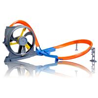 [当当自营]Hotwheels 风火轮 立体回旋赛道 儿童塑胶轨道玩具 X9285