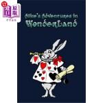 【中商海外直订】Alice's Adventures in Wonderland: Enter the topsy-t