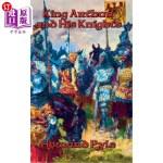 【中商海外直订】King Arthur and His Knights