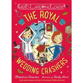 【预订】The Royal Wedding Crashers 预订商品,需要1-3个月发货,非质量问题不接受退换货。