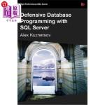 【中商海外直订】Defensive Database Programming with SQL Server