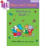 【中商海外直订】Hippo and Friends Teacher's Book 1