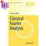【中商海外直订】Classical Fourier Analysis