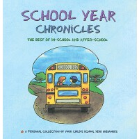 【预订】School Year Chronicles: The Best of In-School and After