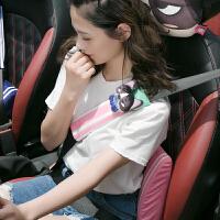 汽车安全带护肩套保险带保护套可爱创意车内装饰女用品