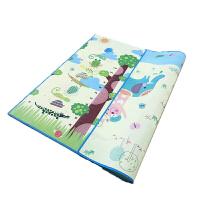儿童地垫折叠爬行垫防潮垫加厚 婴儿童薄外出折叠爬行垫加厚防水防潮野餐地垫宝宝爬爬垫家用