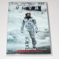 现货正版 星际穿越DVD 2015奥斯卡电影科幻片高清dvd光盘光碟片