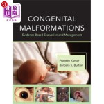 【中商海外直订】Congenital Malformations: Evidence-Based Evaluation