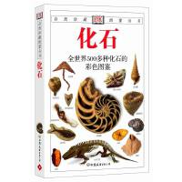 化石:全世界500多种化石的彩色图鉴――自然珍藏图鉴丛书