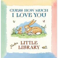 【预订】Guess How Much I Love You: Little Library
