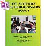 【中商海外直订】ESL Activities for High Beginners Book 3: Activitie