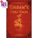 【中商海外直订】Grimm's Fairy Tales (with Illustrations by Arthur R