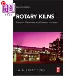 【中商海外直订】Rotary Kilns: Transport Phenomena and Transport Pro