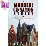 【中商海外直订】Murder on Cinnamon Street: A Shaky Detective Myster