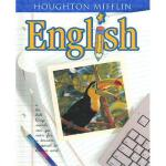 【预订】Houghton Mifflin English