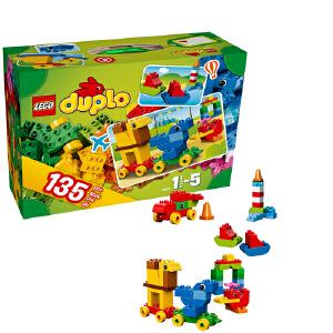 [当当自营]LEGO 乐高 duplo得宝系列 得宝创意手提箱 积木拼插儿童益智玩具 10565