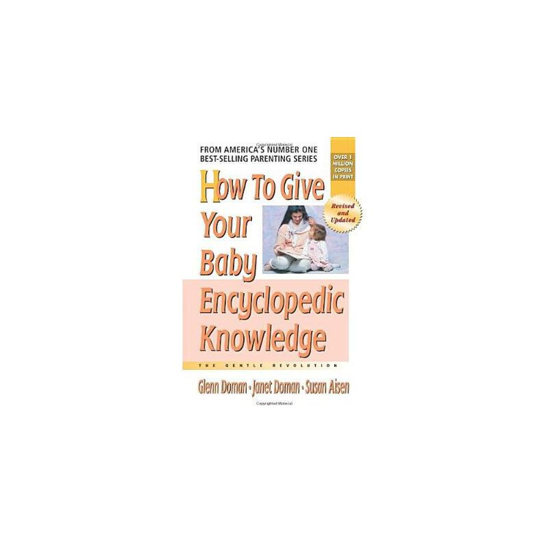 【预订】How to Give Your Baby Encyclopedic Knowledge 预订商品,需要1-3个月发货,非质量问题不接受退换货。